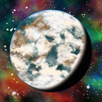 Imagen de una Supertierra: Gliese 832C. De Global Panorama. https://www.flickr.com/photos/121483302@N02/14577474054/