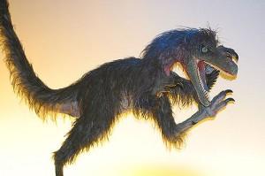 velociraptor dinosaurio plumas jurassic world