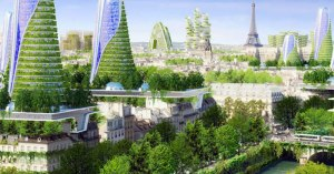 ciudad verde zona urbana