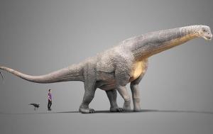 titanosaurio argentina dinosaurio