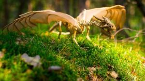 animal fantástico dragon