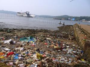 contaminación mar