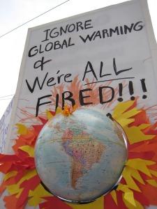 manifestación clima 2