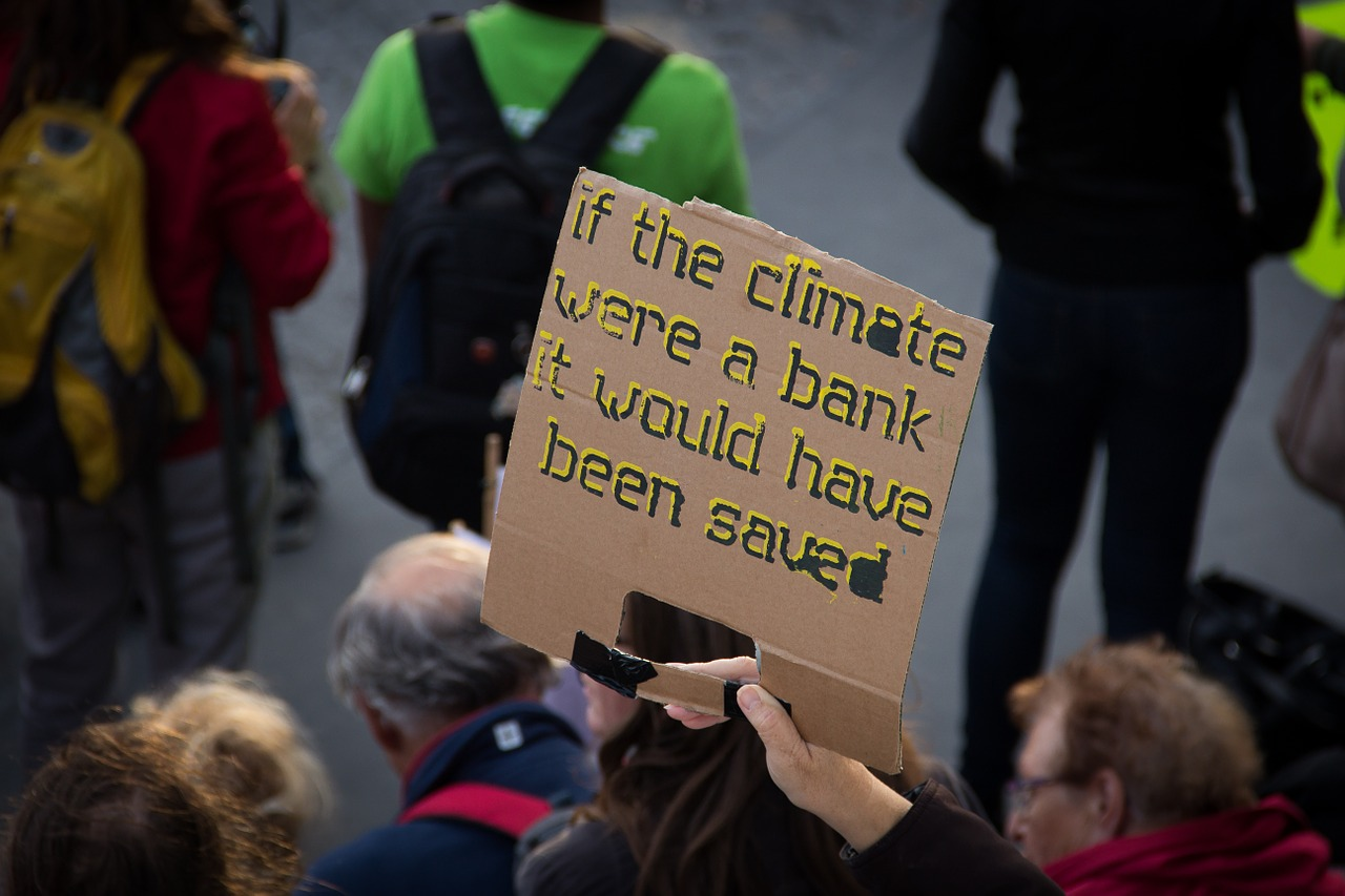 manifestación clima 3